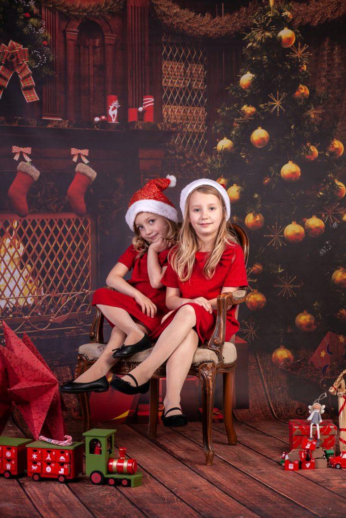 Julebilder Julefotosession